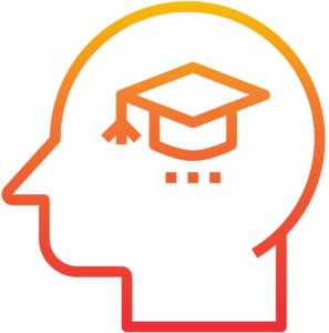 college cliffs - college in mind concept