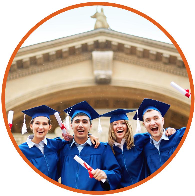 graduates concept