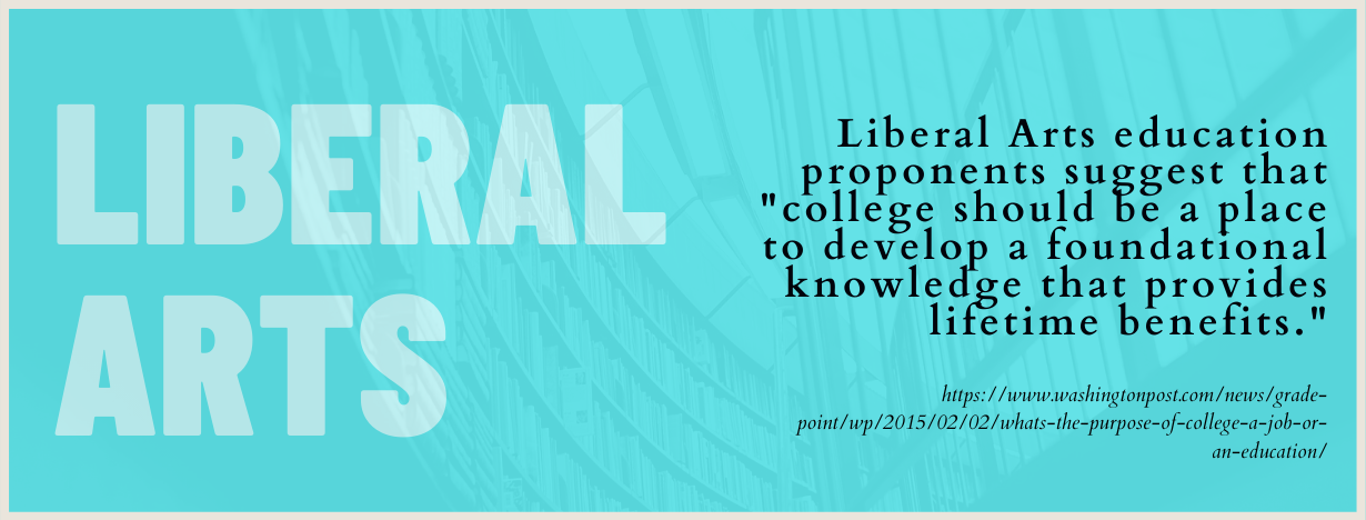 Liberal Arts fact 2
