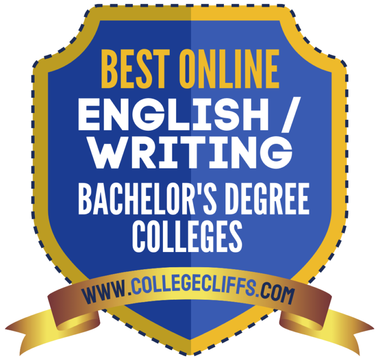 The 15 Best Online Bachelor's in English/Writing Degree ...