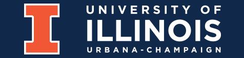 University of Illinois – Urbana Champaign - Logo