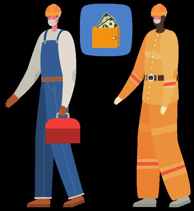 Emergency Management Salary Element 2
