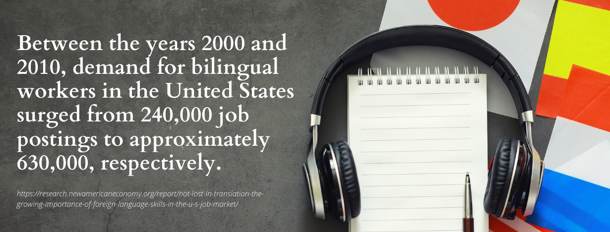 Major in Foreign Language fact 2