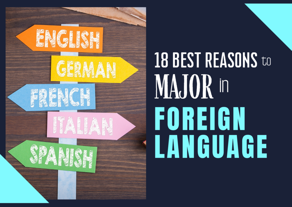 Major in Foreign Language - featured image