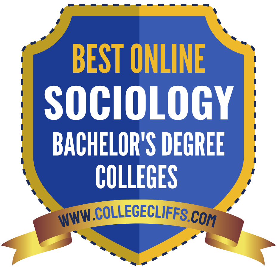 Best Online Bachelor's Sociology - badge