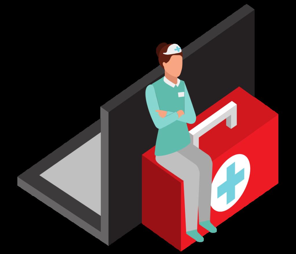 Best Online Nursing - Divider