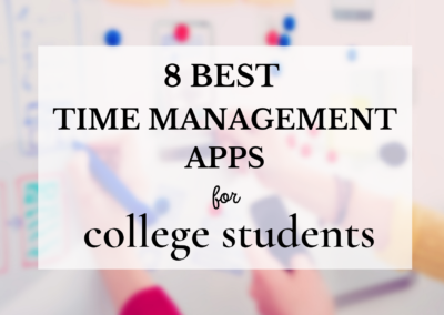 CC Best Time Management Apps - featured article