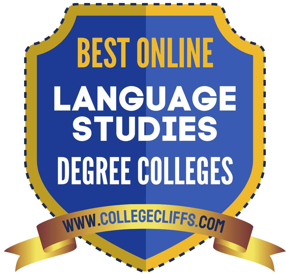 Online Language Studies Degree Programs - badge