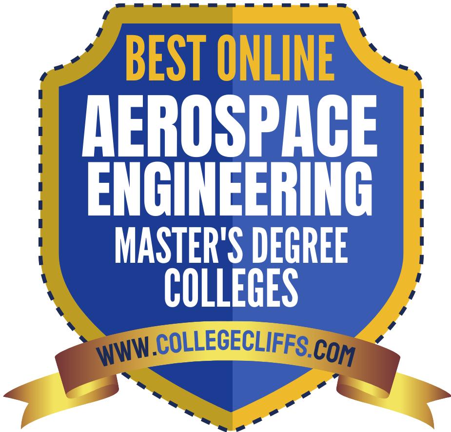 Online Master's Aerospace Engineering - badge