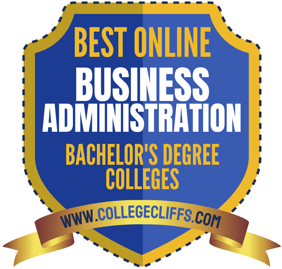 Bachelor in Business Administration Online Degree - badge