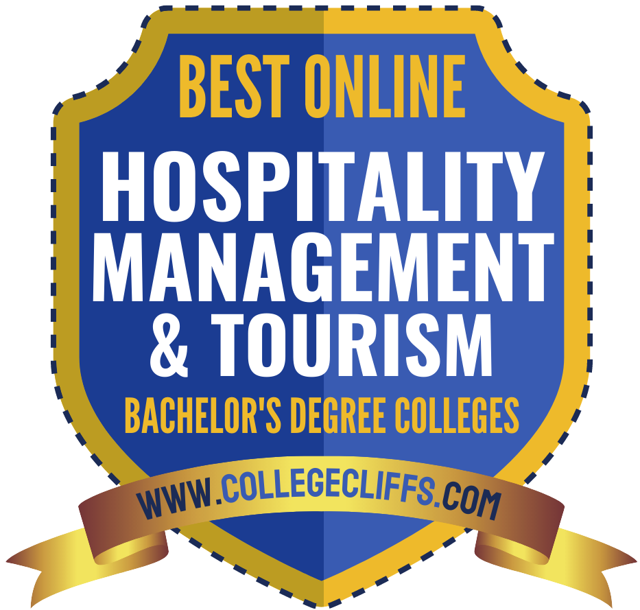 Bachelor in Hospitality Management & Tourism Online Degree - featured_badge