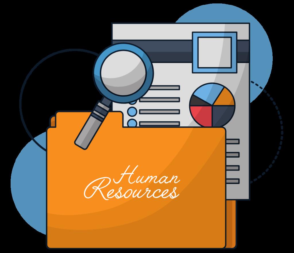 Best Online Human Resources Management - Divider Icon