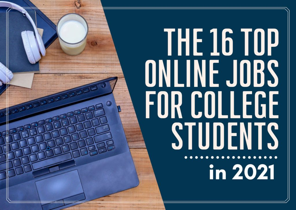 Best Online Jobs College Students - featured image