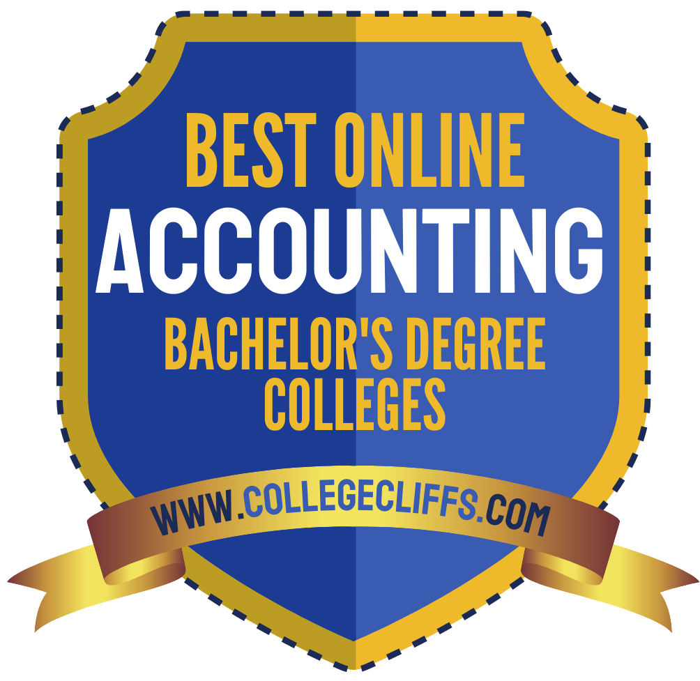 Online Bachelor's Accounting - badge