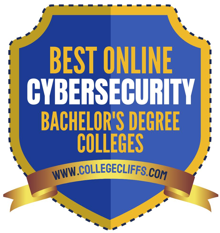Online Cybersecurity Bachelor's Programs - badge