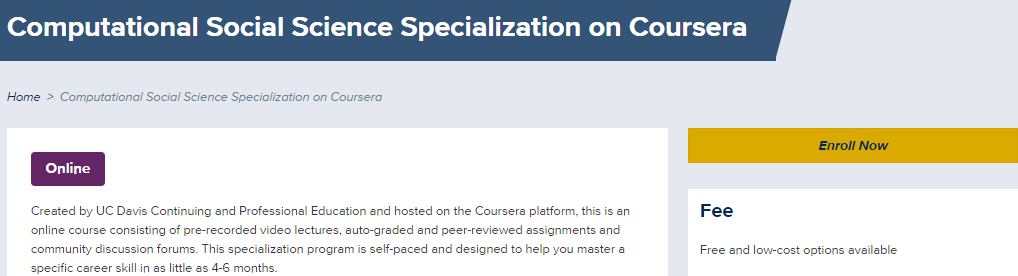 3 - 12 Excellent Free Online Classes for Programming
