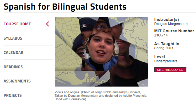5 - 12 Free Online College Classes for Foreign Language