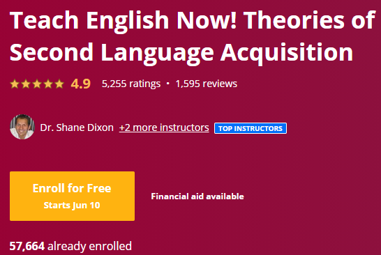 8 - 12 Free Online College Classes for Foreign Language