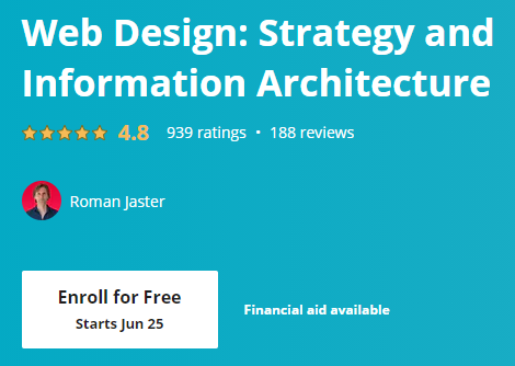 8 - Free Online College Courses for Web Design and Development
