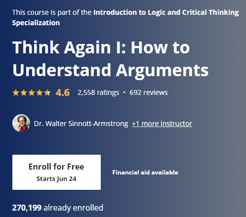 9 - Top 12 Free Online College Classes for Humanities