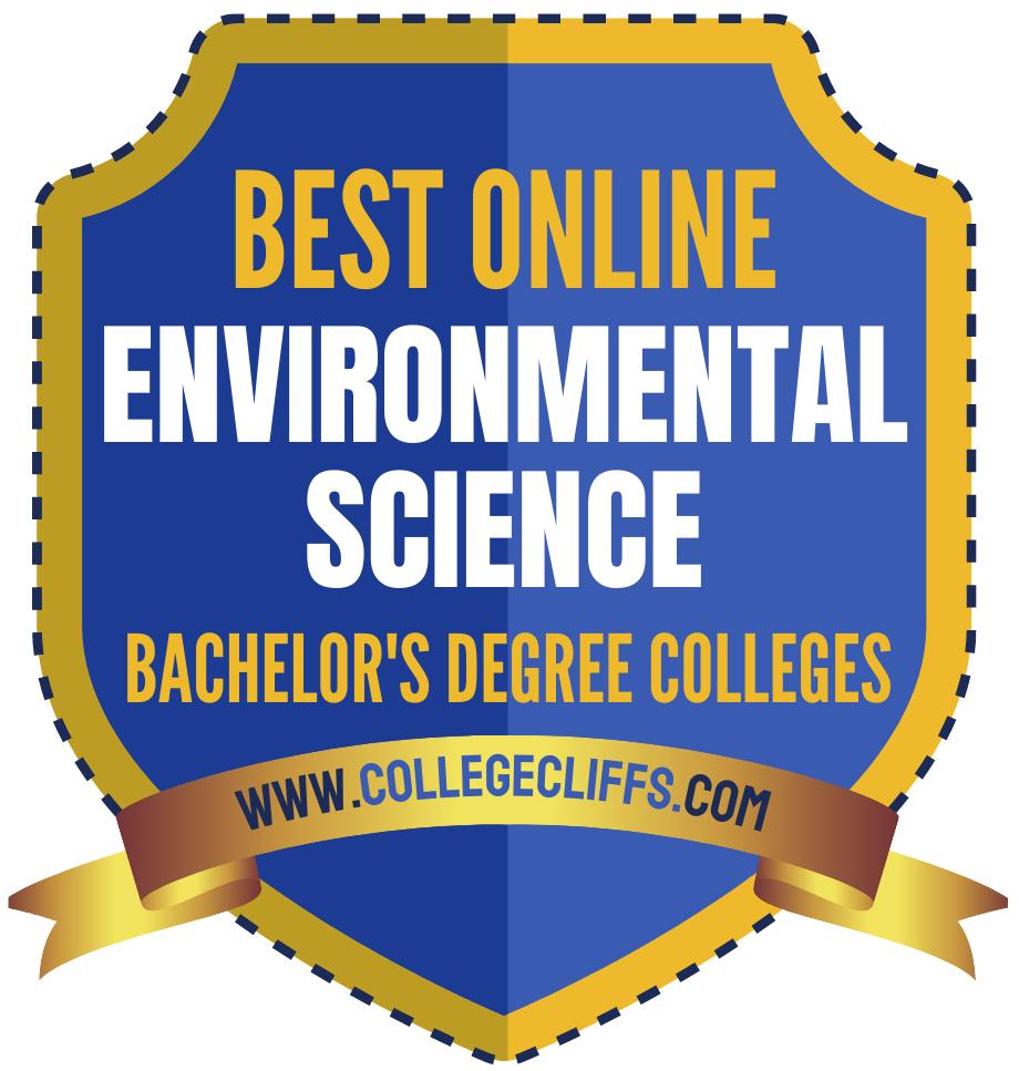 BS in Environmental Science - badge