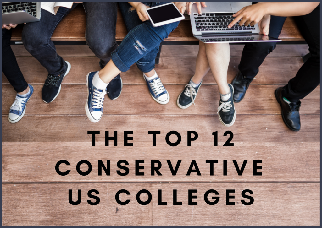 Conservative Colleges-featured image