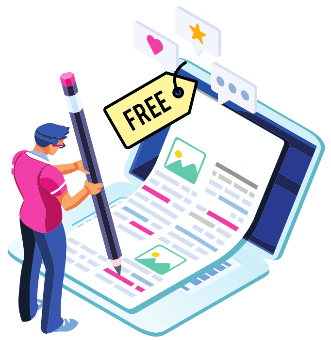 Free Online College Classes for Writing - Divider