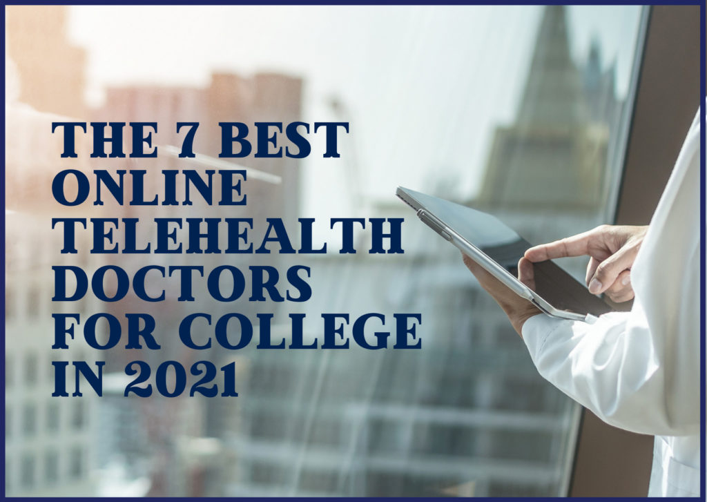 Telehealth College Students - featured image