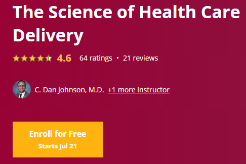 Free Online College Courses for Medicine and Health Care 8
