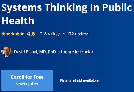 Free Online College Courses for Medicine and Health Care 9