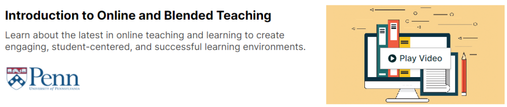 Free Online College Courses for Teaching and Education 6