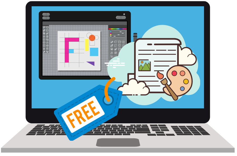 Free Online Courses for Art and Design - Divider