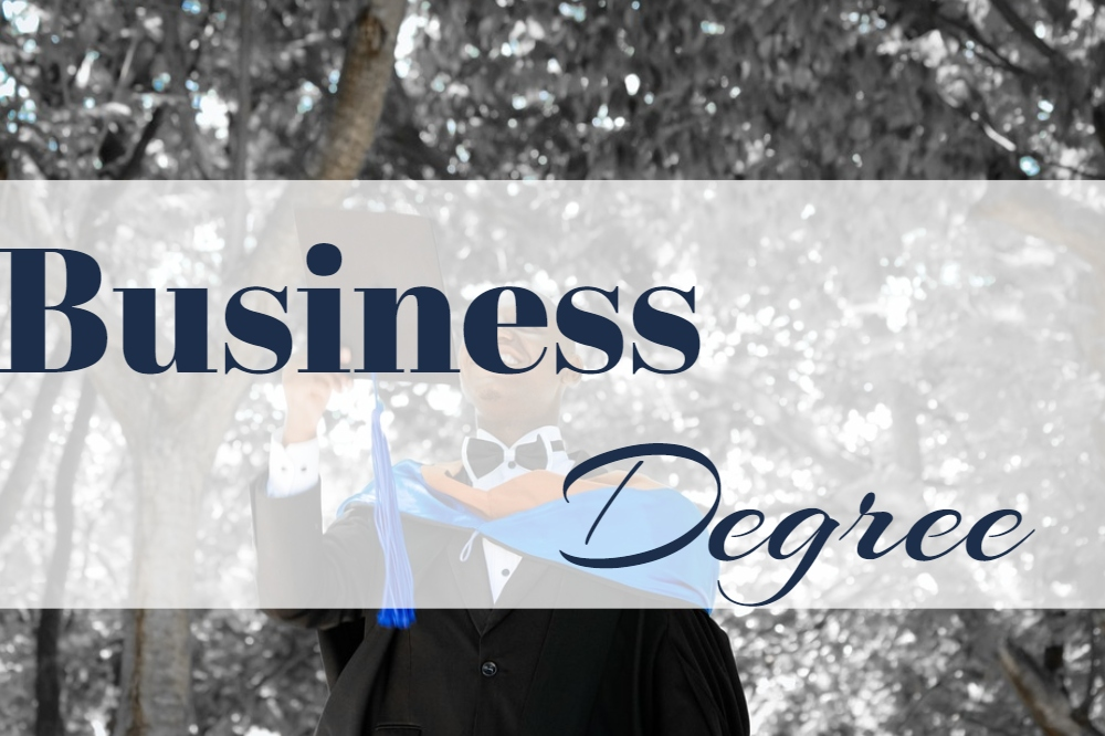 Business Degree Courses