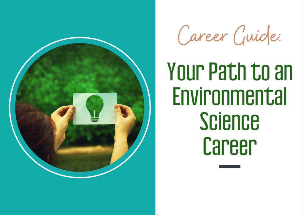 Environmental Science Career - featured image