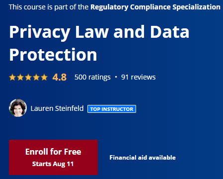 Free Online Courses for Law 5