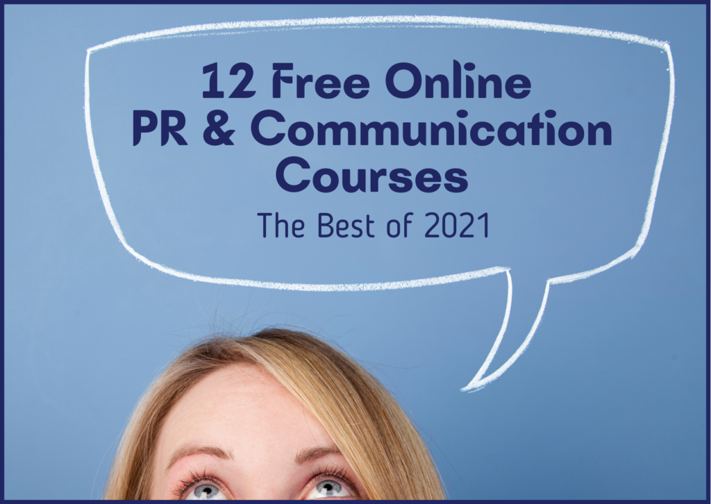 Free Online PR and Comm Classes - featured image