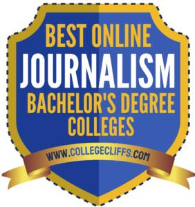 CC_Best Online Journalism Bachelors Colleges - badge