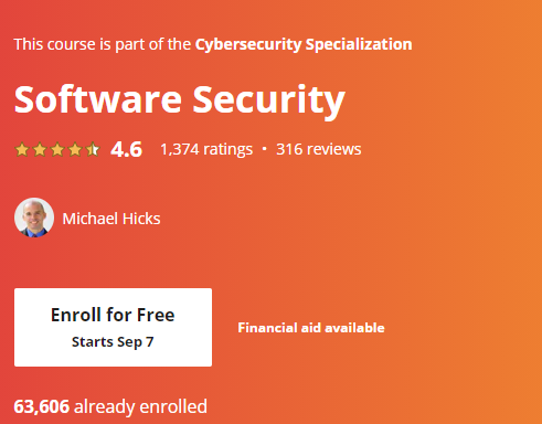 Free Online College Classes for Cybersecurity Image 2