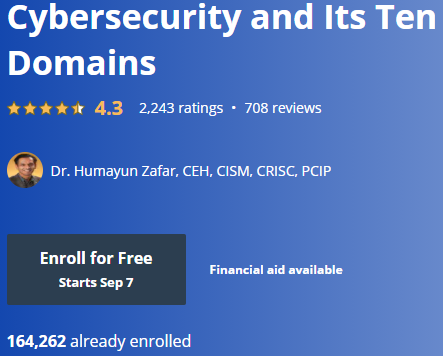 Free Online College Classes for Cybersecurity Image 6