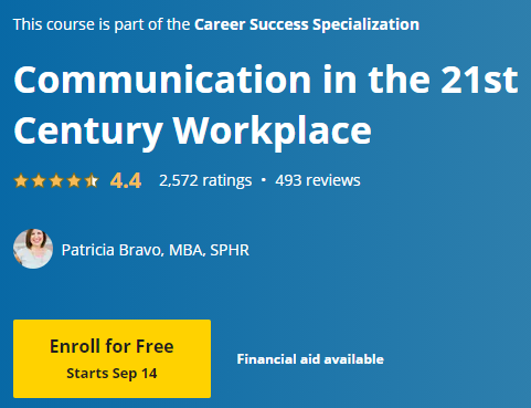 Free Online College Classes for PR and Communication 11