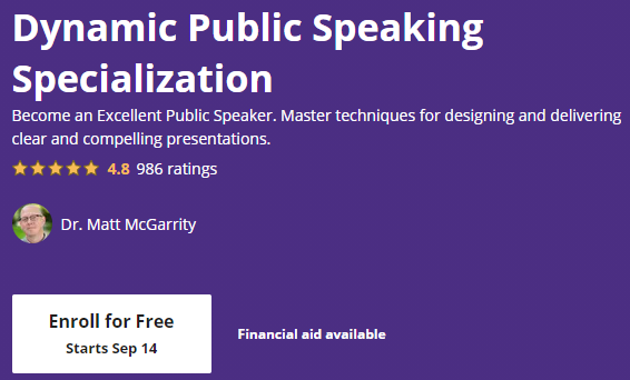 Free Online College Classes for PR and Communication 5