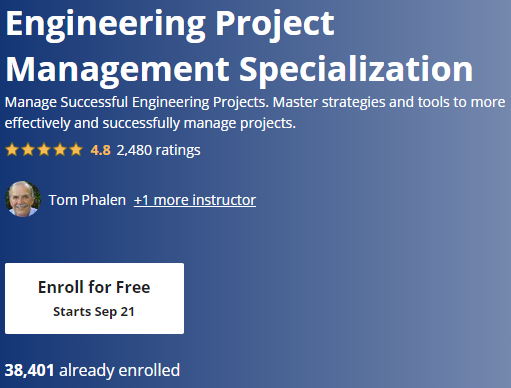 Free Online College Classes for Project Management 2