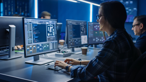 Cybersecurity online classes