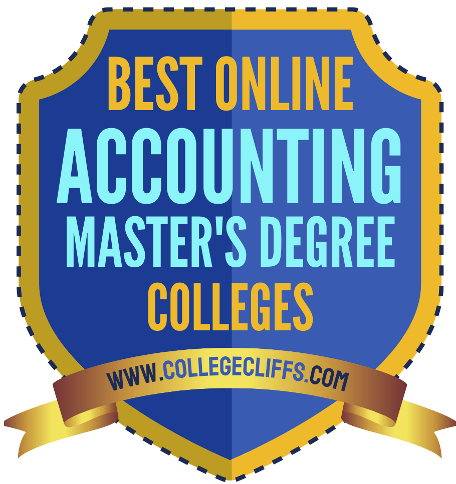 CC_Top Online Master's Accounting - badge
